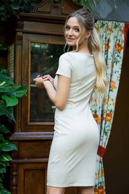 87-14 Платье - фото 8931