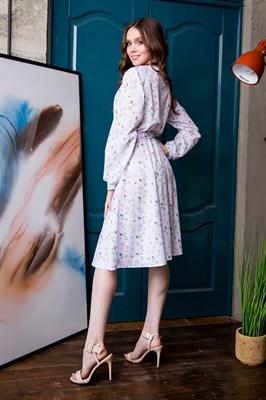 90-10 Платье - фото 9248