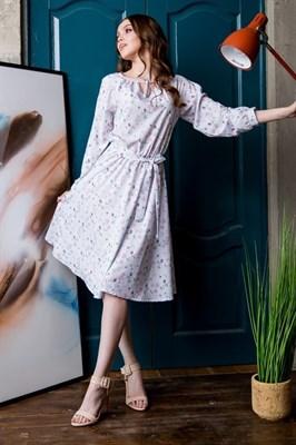 90-10 Платье - фото 9274