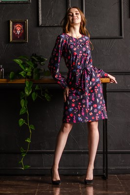93-07 Платье