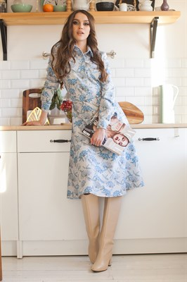 94-10 Платье