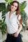 48-05 Блуза из хлопка - фото 8304