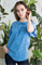 48-16 Блуза из хлопка - фото 8305