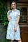 87-01 Платье - фото 8786