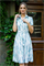 87-01 Платье - фото 8787