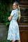 87-01 Платье - фото 8790