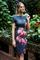 87-07 Платье - фото 8855