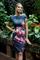 87-07 Платье - фото 8857